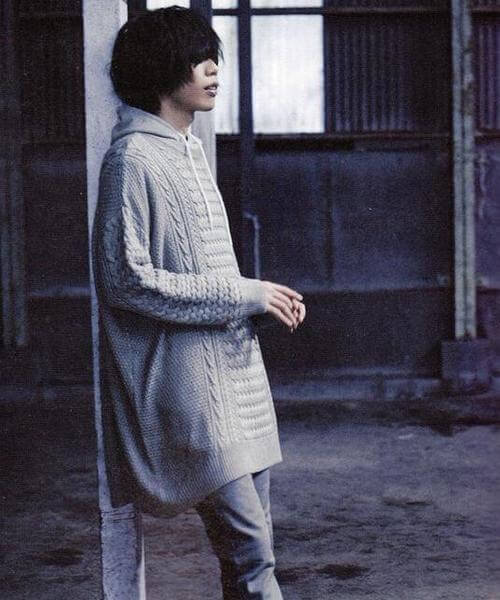 米津玄師の好きなファッションブランドとは